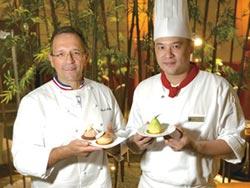 法式經典X台南文旦 香格里拉推中西夢幻甜點