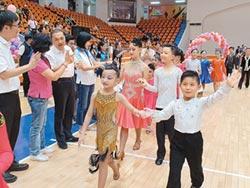 新北城市盃運動舞蹈賽 北京來台交流