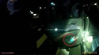 車上放警棍防身GG了 查獲沒入送辦
