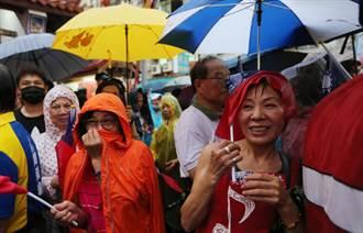二林仁和宮 韓國瑜:用神聖選票 讓台灣安全 人民有錢