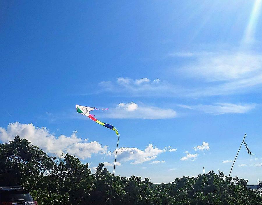 9月來北海岸放風箏!9月21日還有新北市北海岸國際風箏節!