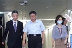 諷藍營初選被灌票 柯P:韓國瑜是民進黨提名的