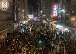 香港瑪麗醫院響應三罷 築「瑪麗之路」保護傷患