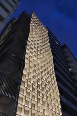 旅宿業台灣之光 東京DOMO HOTEL獲日本建築設計獎