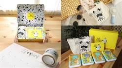 美妝品跨界推出文具!日系品牌和義大利插畫家推出超可愛聯名商品