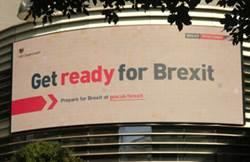 英政府豪砸39億 狂打「準備好脫歐」政令廣告