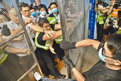 孫亞夫批民進黨政府 支持香港暴亂 小英製造槍製造炮還射擊大陸