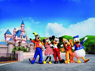 亞洲十大熱門遊樂園榜單!迪士尼、環球影城佔1/2