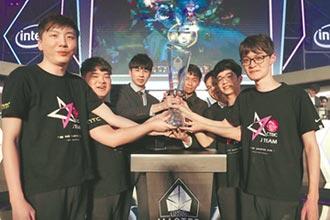 中信J Team 挺進S9世界大賽