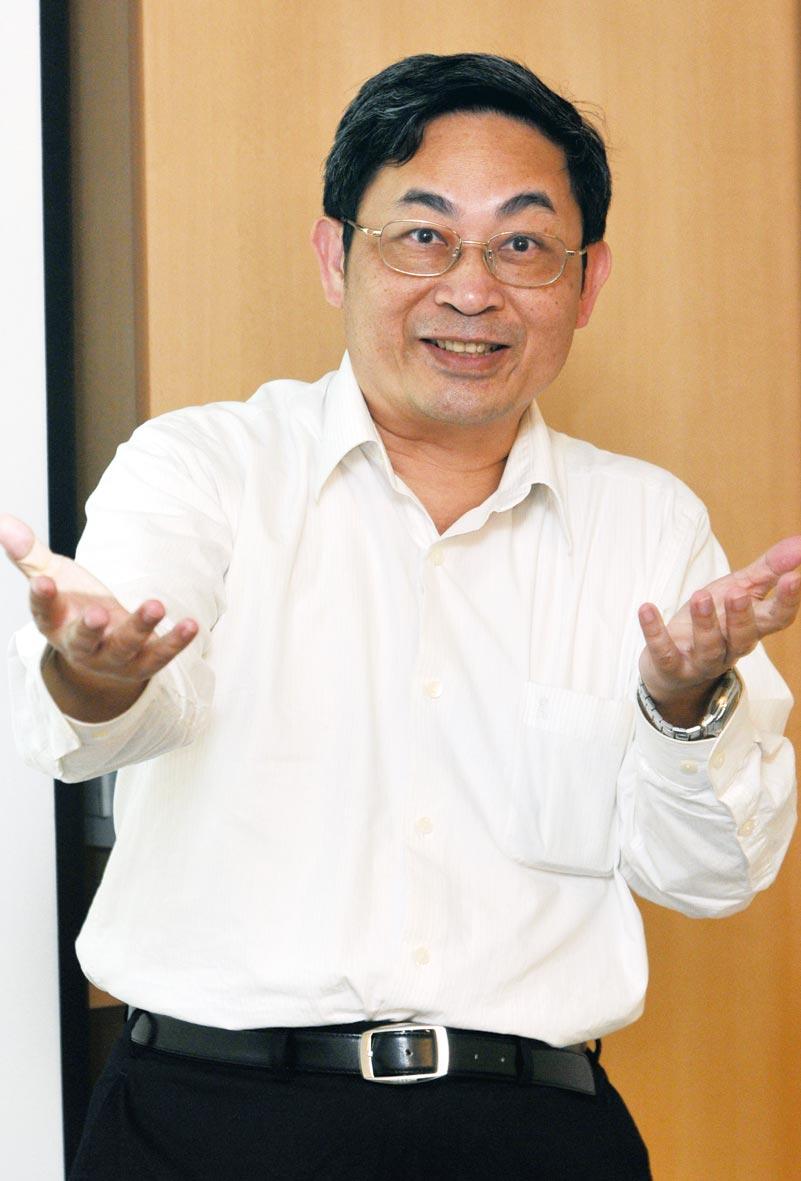 致新科技總經理吳錦川。圖/本報資料照片