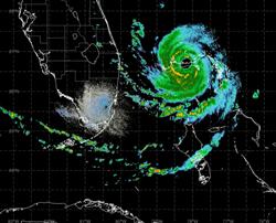 颶風開虐巴哈馬…像台灣的颱風?他給恐怖答案