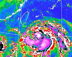 彭啟明:颱風「玲玲」位置很尷尬