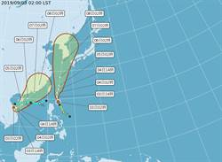 劍魚颱風打轉後北上 彭啟明:想到這怪颱