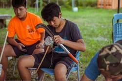 原民青年原鄉行動探索營開跑