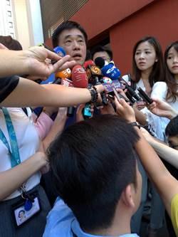 郝龍斌稱郭不排斥與吳見面 坦言進度「和上次一樣」