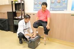 客制化鞋垫减压 有效缓和退化性关节炎