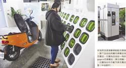 Gogoro停租38換電站點     中油:回收再公開招標