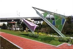 市府改造潭雅神綠園道和平場站  大幅提升旅遊服務品質