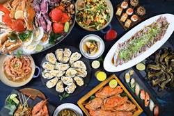 台中金典9月起推「海鮮祭」平日午餐買3送1