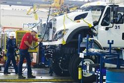 美國卡車製造商 減產度小月