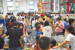 上海店盛況超預期 Costco最快明年開第二家