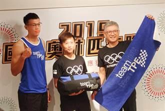 奧林匹克路跑 雷千瑩與陳奎儒跨刀力挺