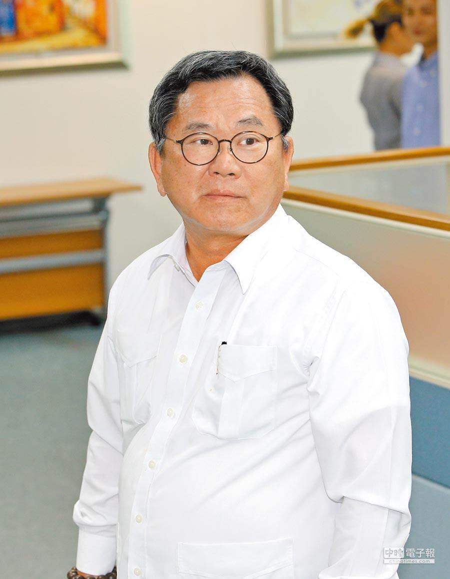 民進黨立委陳明文(本報資料照片)