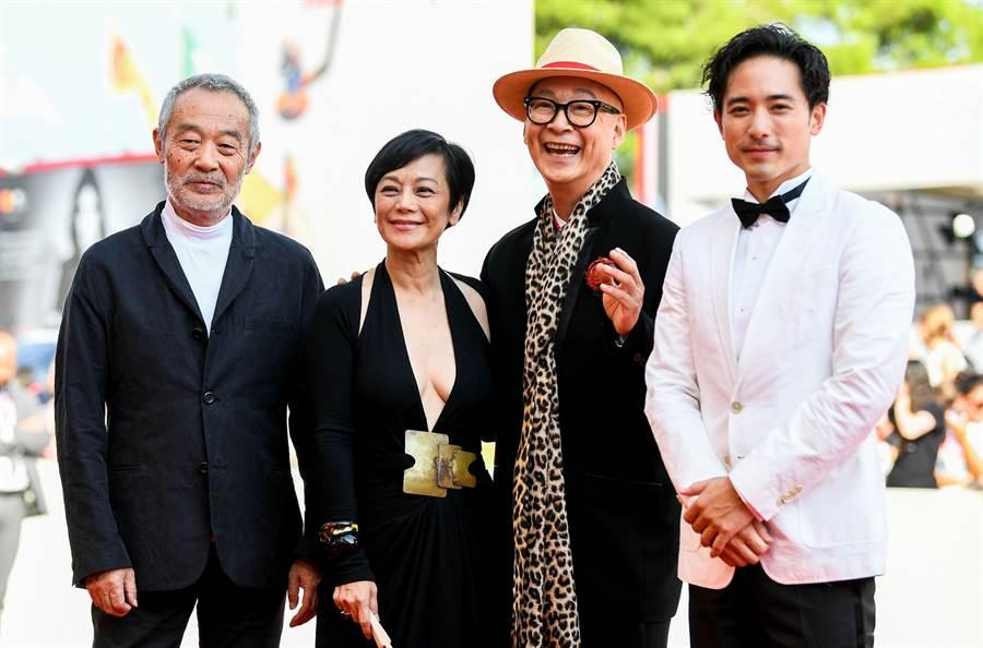 《繼園臺七號》為首部入圍威尼斯影展的華語動畫片。(圖/達志影像)