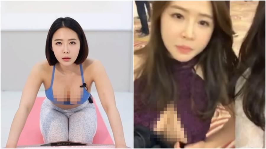 (圖/IG@soheefitness_korea、YOUTUBE)