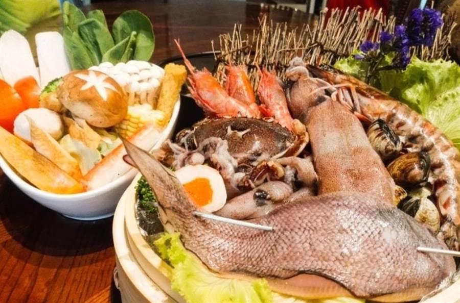 秋冬是基隆漁獲最肥美的時節,市府歡迎民眾來隆大啖漁夫鍋。(基隆市府提供/許家寧基隆傳真)