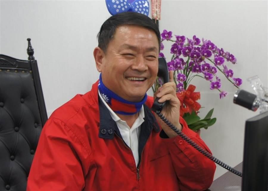 國民黨籍前立委蔡錦隆。(圖/資料照片)
