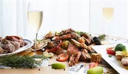 中秋烤肉玩異國風!德國豬腳、拉丁海鮮饗美味