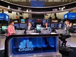 中國主播劉欣赴美上節目 對談中美貿易和香港問題