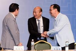 韓朱配有辦法救國民黨選情?他拿這點一針見血分析