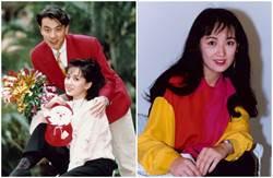 林煒認愛50歲女總裁 龔慈恩「美過趙雅芝」年輕照曝光
