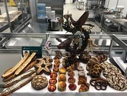 「這隻鯨魚真的可以吃」 麵包製作國際技能金牌得主盼開自己的店