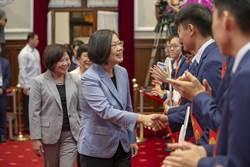 總統:台灣與國際合作成立全球第二個World Skills 能力建構中心