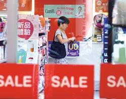迎戰百貨周年慶 藥妝店促銷戰開打