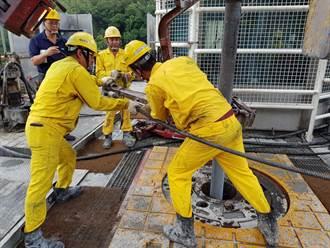 中油探井工程意外 女員工遭纜繩纏死