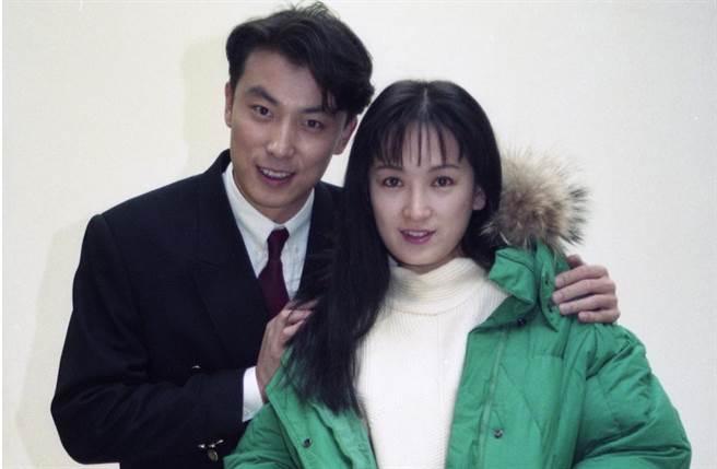 林煒被拍到激吻女性友人,事後坦言跟老婆早已分居,正待離婚。(中時資料照片)