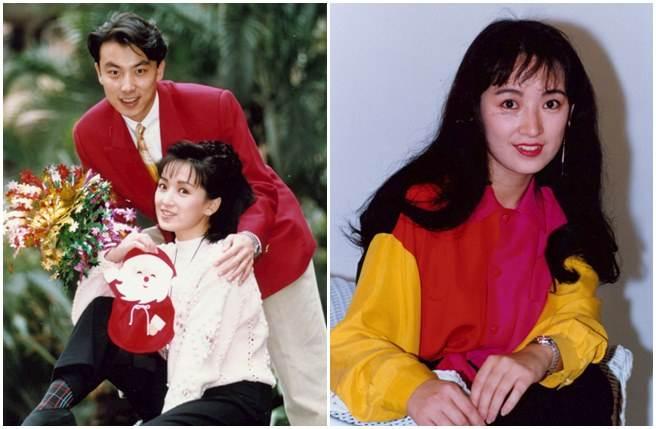 林煒、龔慈恩曾是演藝圈的一對金童玉女。(本報系資料照)