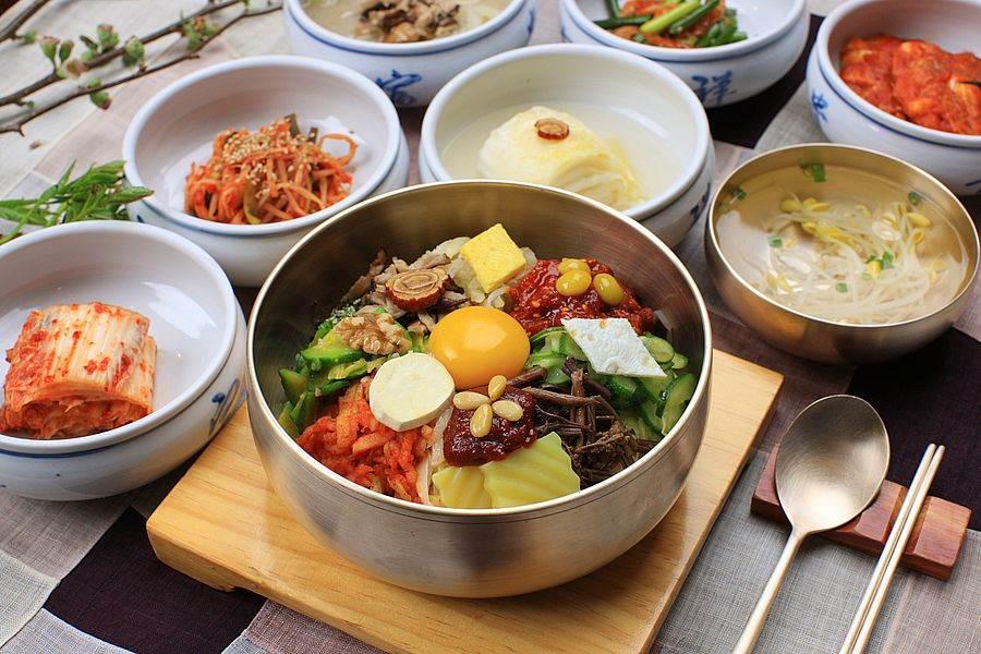 全州拌飯。(圖取自Free@KOREA網站)