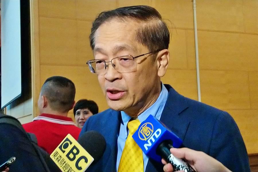 鴻海副董事長暨董事李傑因個人生涯規畫,辭任於子公司FII工業富聯擔任的副董事長、董事等相關職務。(林資傑攝)