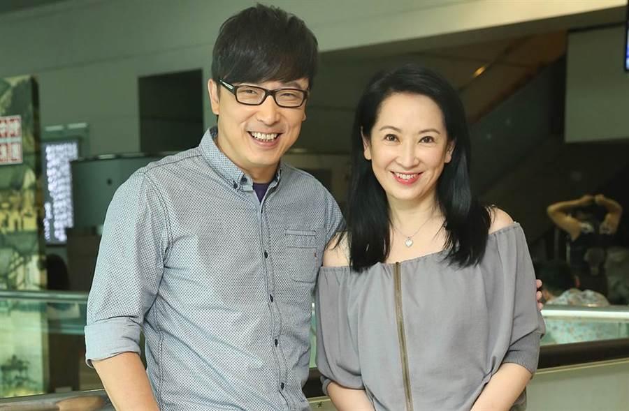 林煒和港星龔慈恩結婚20年。(圖/本報系資料照)