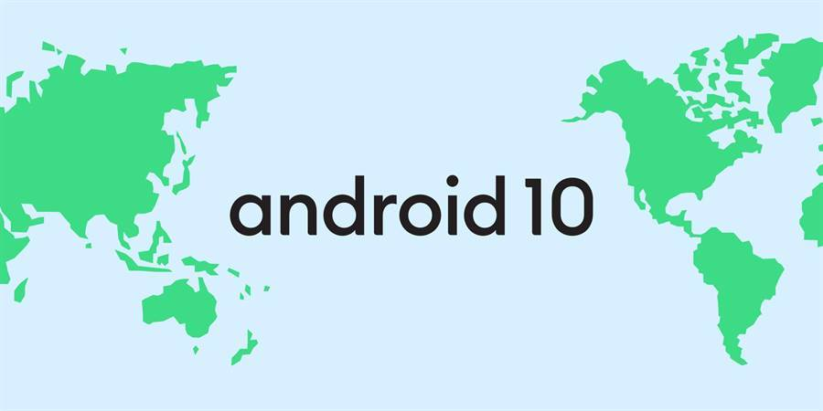 原本的 Android Q 正式名稱改為 Android 10,其正式版今日稍早正式向 Pixel 系列手機推送。(圖/摘自Twitter)