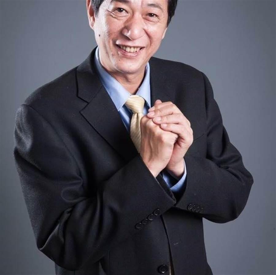 林國慶積極尋求參選嘉義縣山區立委。(摘自林國慶臉書)