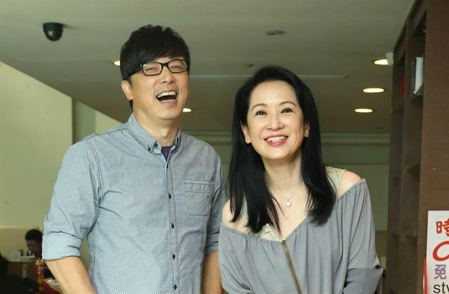 林煒被拍到當街熱吻女總裁,讓他與龔慈恩的20年婚姻狀態備受關注。(圖/本報系資料照片)