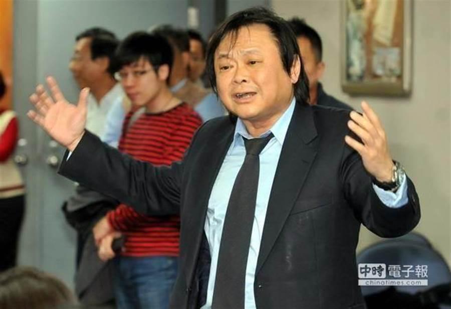 對於民進黨立委陳明文高鐵上的300萬,台北市議員王世堅的解釋又戳到笑點。(中時資料照)