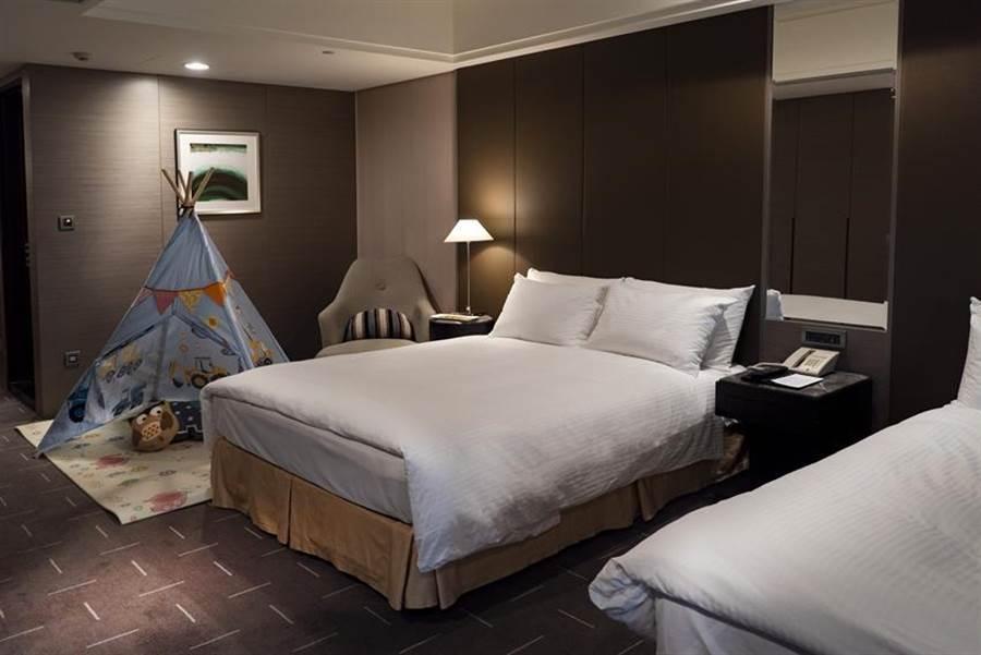 (永豐棧酒店表示,四個親子主題專案也適用秋冬國旅補助。圖/永豐棧)