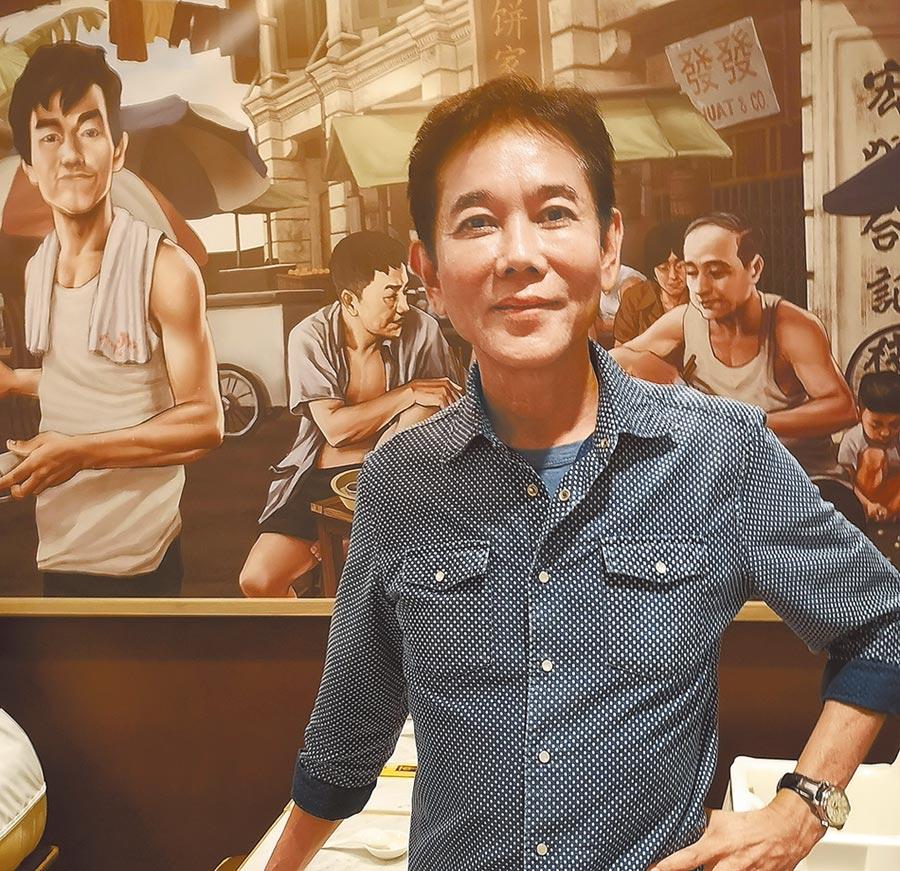 看好台灣外食餐飲業後市,新加坡Bread Talk麵包物語集團創辦人郭明忠表示,集團將持續加碼投資台灣。圖/姚舜